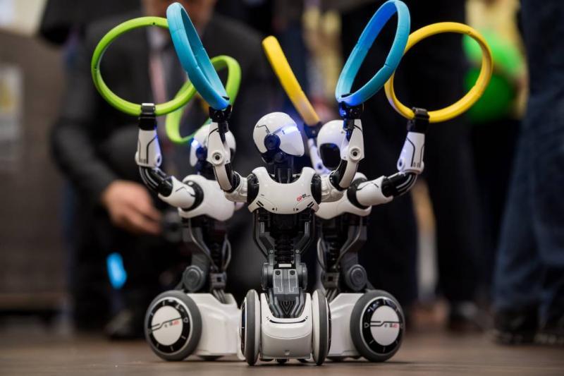Europa wil menselijke controle over robots