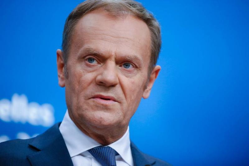 Tusk soms woedend over brexit