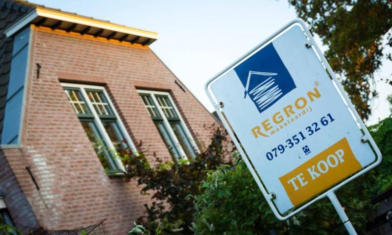 'Huizenprijzen stijgen sneller dan verwacht'