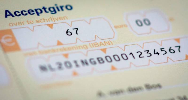 Kamer wil nummerbehoud bij wisseling van bank