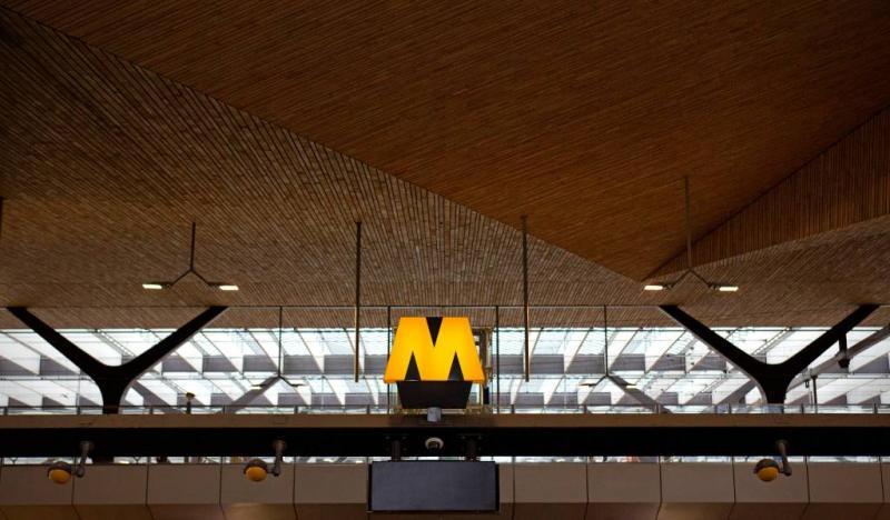 Metro Rotterdam weert schennisplegers