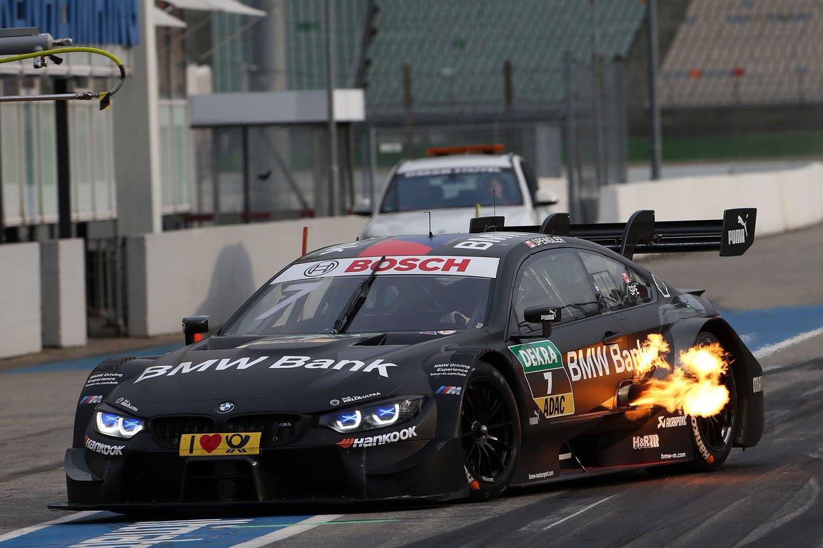 2018 DTM BMW Bruno Spengler