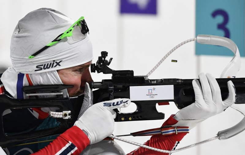 Biatleet Svendsen stopt ermee (Pro Shots / Action Images)