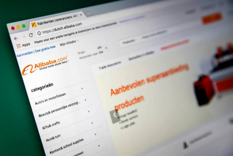 Nederlander koopt vaker bij Chinese webshop