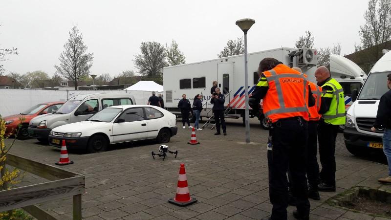 Man doodgeschoten in Eindhoven (Foto: Politie.nl)