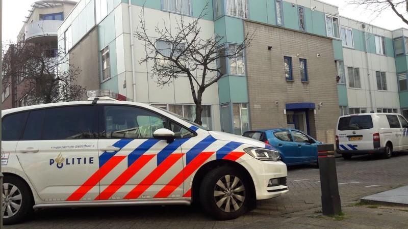 19-jarige moeder dode baby aangehouden (foto politie.nl)