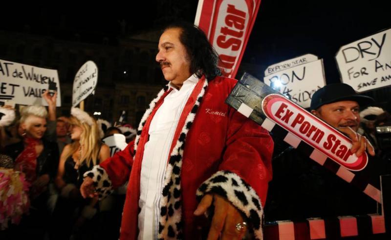 Ron Jeremy weer beticht van aanranding