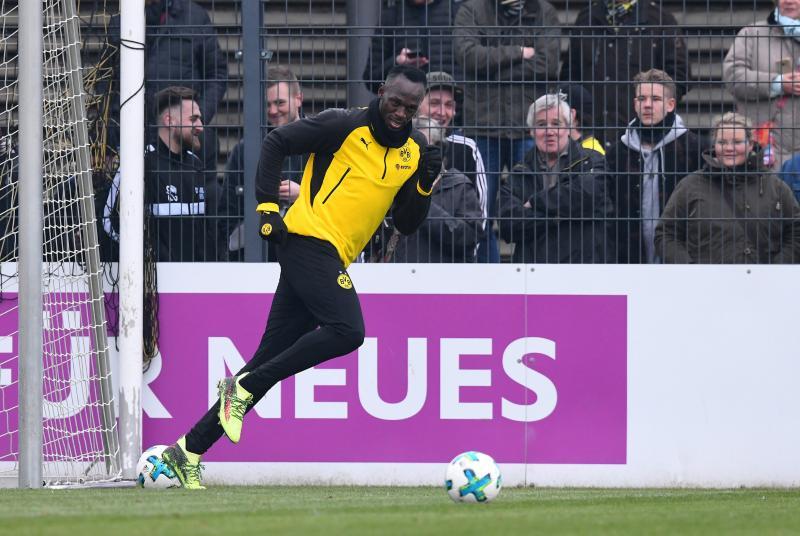 """Bolt voor drie weken terug naar Dortmund: """"Ik meen het serieus"""" (Pro Shots / Witters)"""