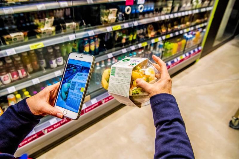 Afrekenen met mobiel bij kassa wint terrein
