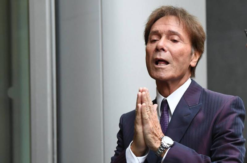 Cliff Richard in tranen bij zaak tegen BBC