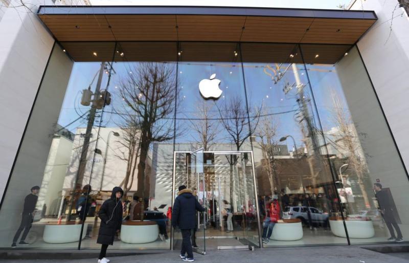 'Apple waarschuwt personeel om lekken media'