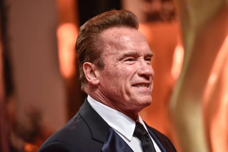 Het gaat beter met Arnold Schwarzenegger
