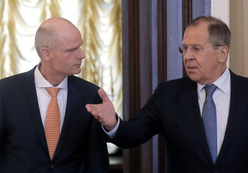 Blok: geen Koude Oorlog met Rusland