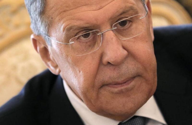 Lavrov wil geen herhaling van Libië of Irak