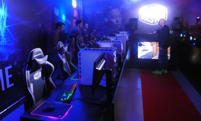 Cooler Master Game Arena