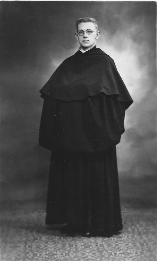 Pater Anselmus Mutsers (Foto: familie Mutsers)