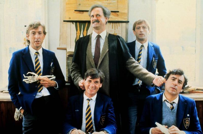 Veel van Monty Python te zien op Netflix
