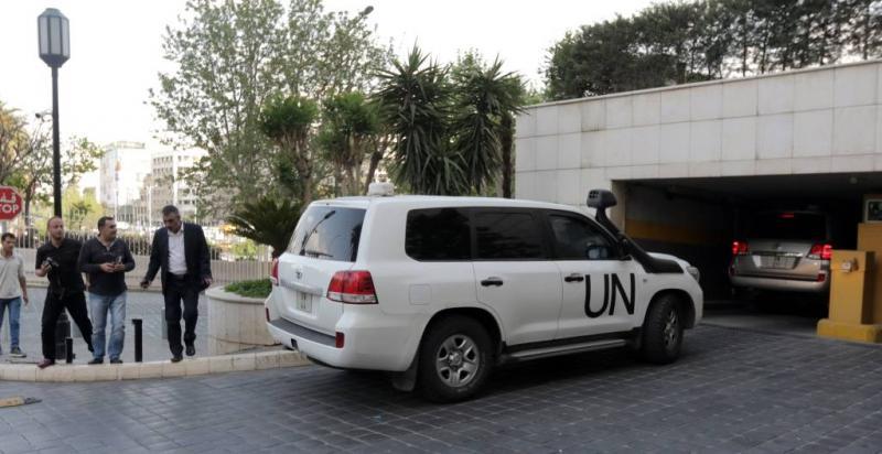 'OPCW-missie mag Douma nog niet in'