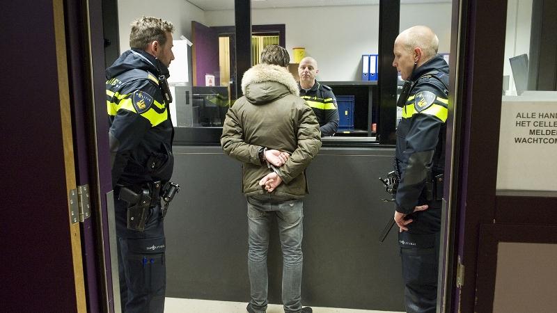 Agenten verwond bij vechtpartijen (foto: Politie.nl)