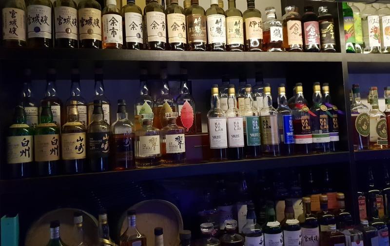 Japanse whisky's
