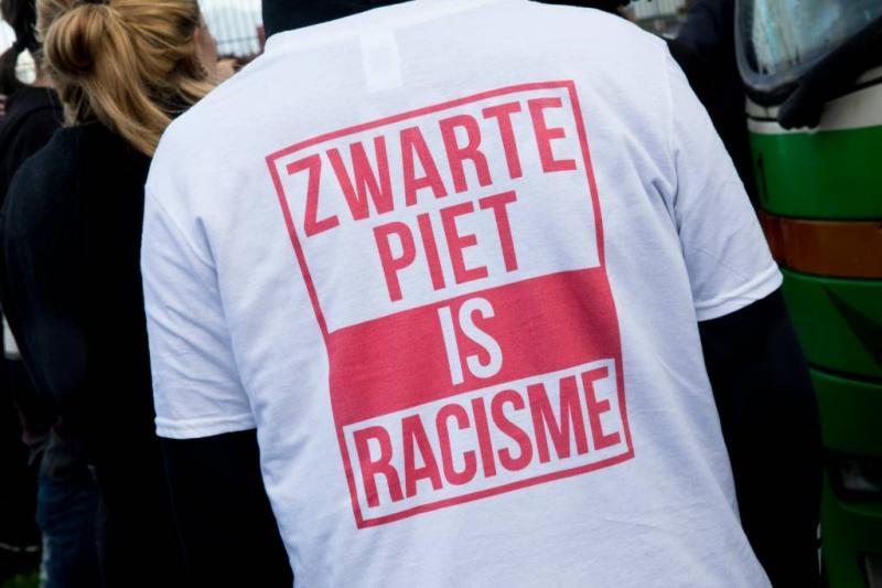 Blokkeerders anti-Piet-demo voor rechter