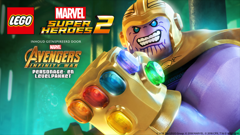 LEGO Marvel Super Heroes 2 - Thanos (Foto: Warner Bros Interactive)