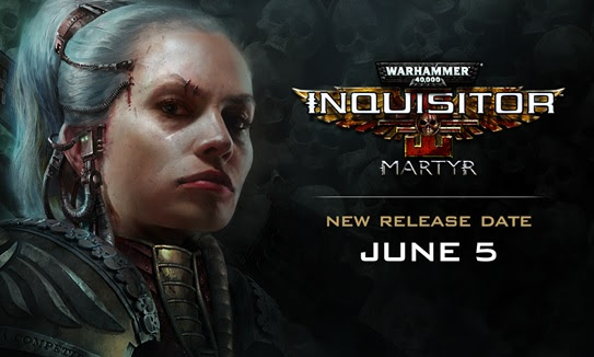 Warhammer 40,000: Inquisitor – Martyr - New release date (Foto: Bigben Interactive)
