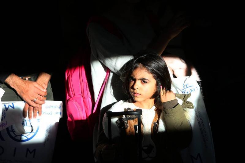 Migrantenstroom via rivier Griekenland groeit