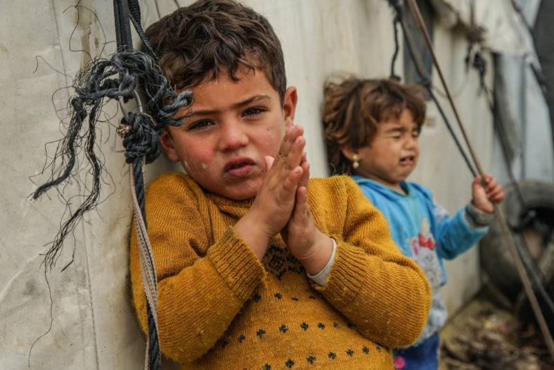 Nederland haalt kinderen niet uit kampen