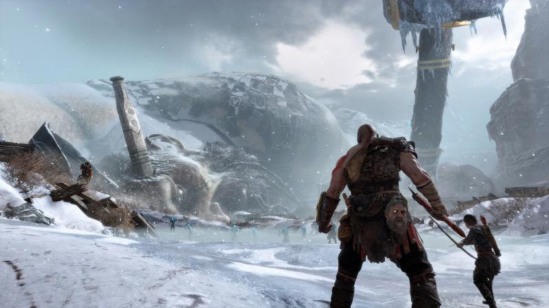 God of War - Combat (Foto: Sony)