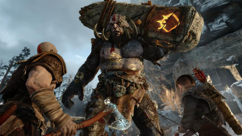 God of War - Big mofo (Foto: Sony)
