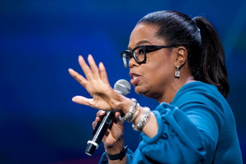 Pastoor klaagt Oprah Winfrey aan