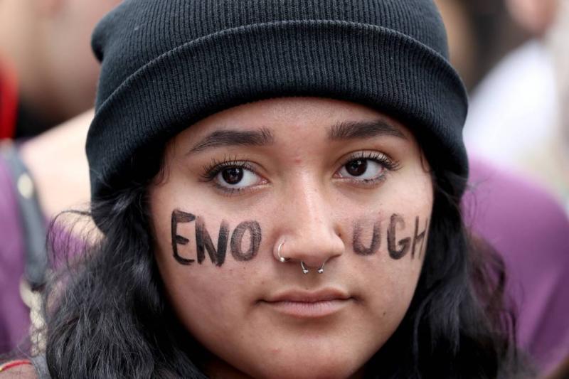 Nieuw protest tegen vuurwapengeweld VS