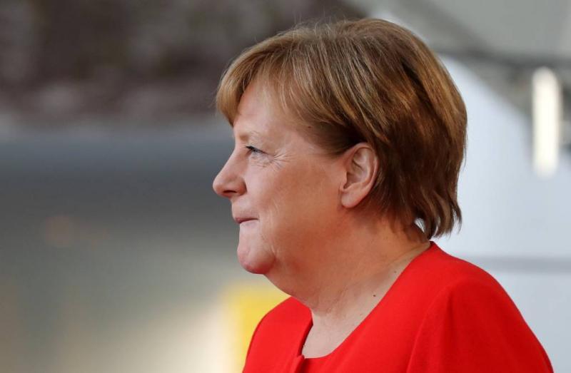 Merkel hekelt nieuw antisemitisme in Duitsland