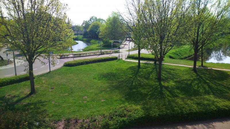 Een verdomd mooi plaatje vanaf het balkon van... (Foto: Drizzt_DoUrden)