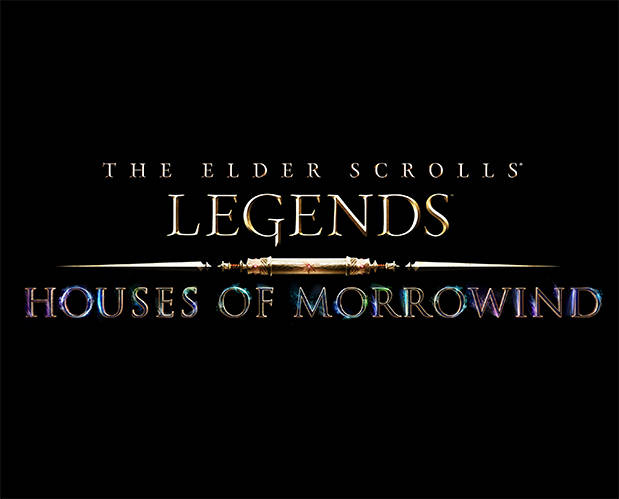The Elder Scrolls: Legends - Houses of Morrowind logo