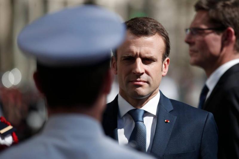 Macron: geen plan B voor nucleaire deal Iran