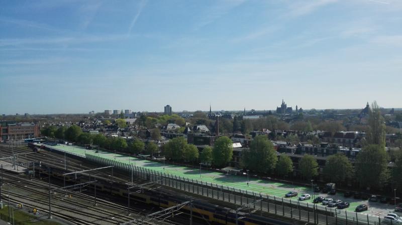Uitzicht over 's-Hertogenbosch (Foto: Blind_Guardian)