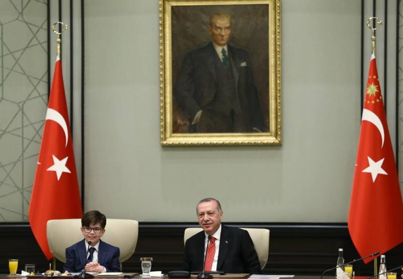 Erdogan: Turkije moet Armeense pijn meelijden