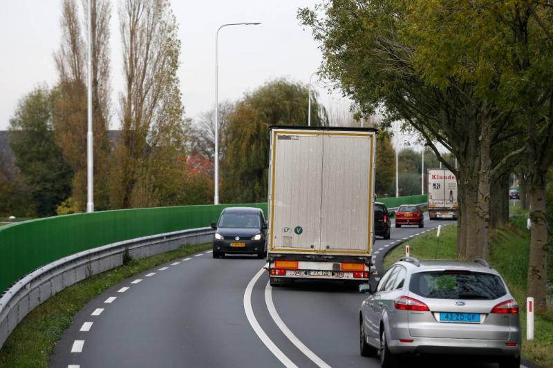 Gevaarlijke bermen N-wegen aangepakt