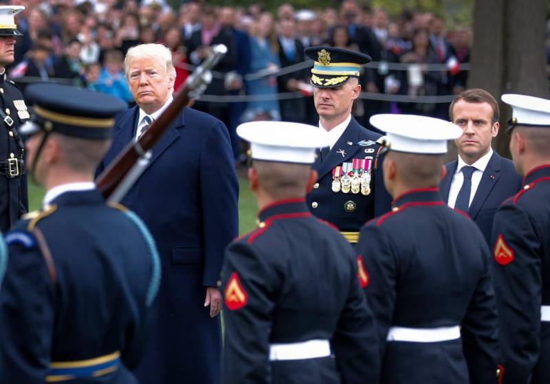 Trump hekelt 'belachelijke' atoomdeal met Iran