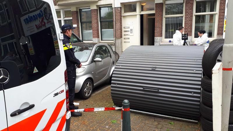 Moeder (33) aangehouden om dood zoontje (Foto: Politie Rotterdam)