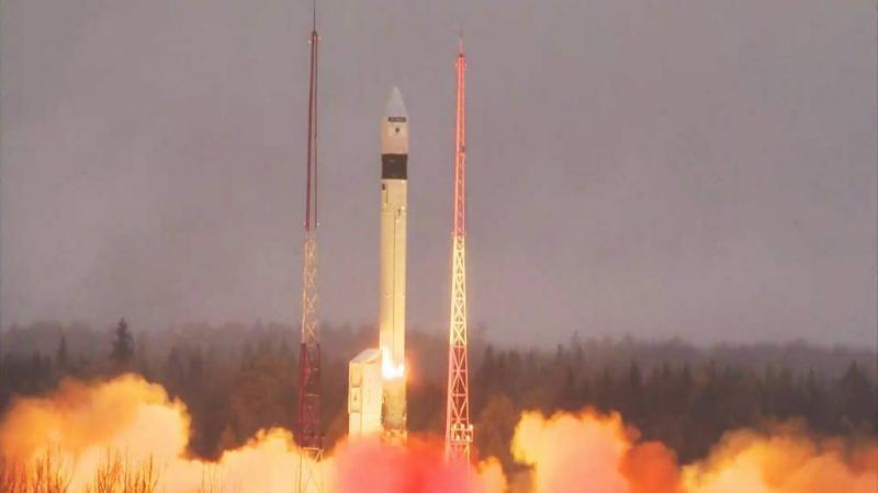 Europese opwarmingssatelliet gelanceerd