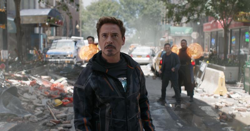 Avengers: Infinity War Tony, Dr Stange, Dr, Banner