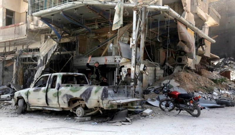 OPCW doet weer onderzoek in Douma