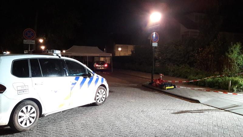 Politie zoekt vrouw met hond in Schijndel (Foto: Politie.nl)