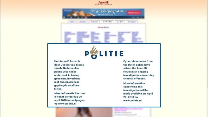 Politie haalt hackersforum offline (Foto: Politie.nl)