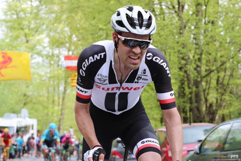 Dumoulin kent zijn knechten voor Giro d'Italia (Pro Shots / George Deswijzen)
