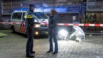 Geen gewonden bij schietincident Rotterdam (Foto stockfoto politie.nl)