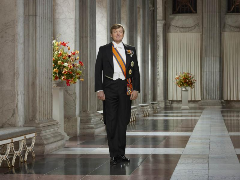 Willem Alexander is jarig (Foto: RVD: Fotograaf: Erwin Olaf)